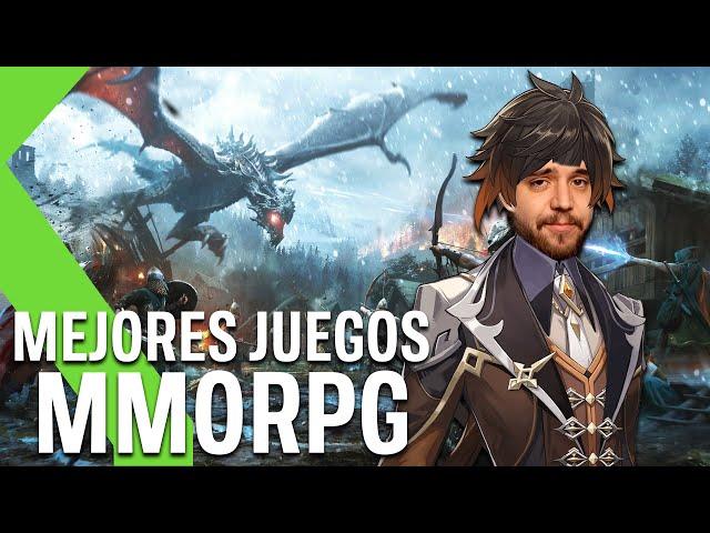 LOS 17 MEJORES MMORPG para JUGAR GRATIS - ¡Que tiemble World of Warcraft!