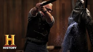 Forged in Fire: Bowie Knife Test (Season 5) | History