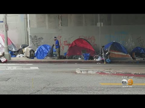 Should People Be Allowed To Sleep On The Sidewalk? Homeless Crisis Reaches Supreme Court