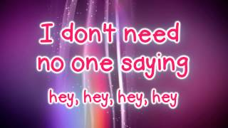 Wings - Little Mix (Lyrics) HD