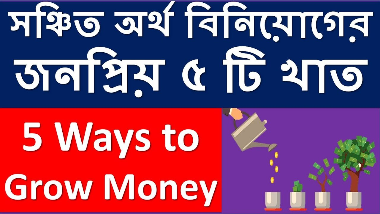Top 5 Popular Investment Options in Bangladesh for Investors   Personal Finance   Financial Planning thumbnail