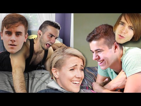 Reacting to LGBT Youtubers' First Videos (Part 1)