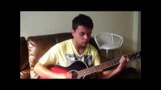Jonathan Rhys Meyers - August Rush - Something Inside Guitar Cover
