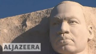 Martin Luther King memorial revealed