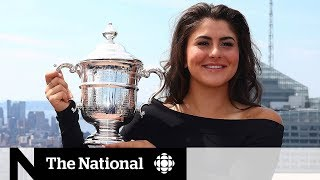 What drives Bianca Andreescu to be a champion? | In-Depth