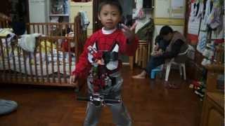 臭fing變身 - 終極幪面超人 Ultimate Kamen Rider (2013-01-20)