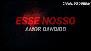 Lexa E MC Kekel   Amor Bandido (TIPOGRAFIA)