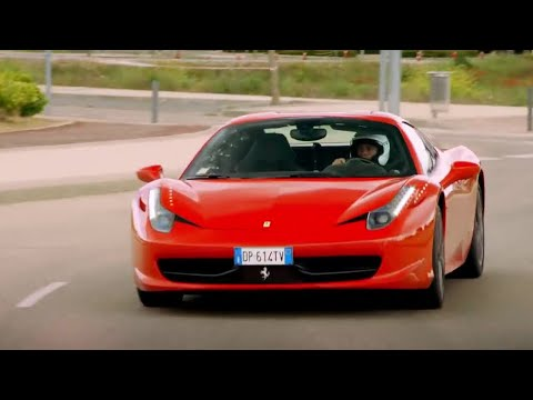 "Supercar Street Race | The ""Madrid Grand Prix"" 