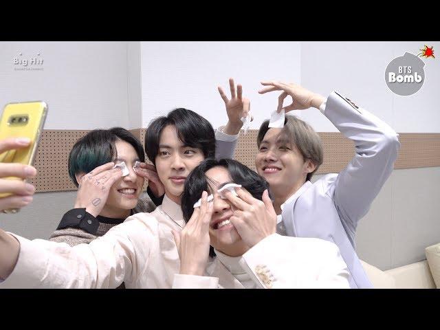 [BANGTAN BOMB] Jin's selfie time - BTS (방탄소년단)