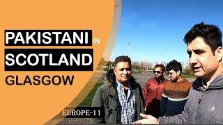 Exploring Glasgow In Scotland | Pakistani In Scotland | Europe Trip EP-11