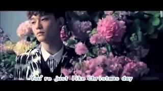 Christmas Day - EXO [日本語字幕]