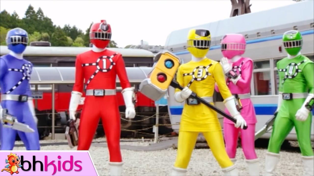 Siêu Nhân Đường Sắt - Ressha Sentai ToQger, Tập 15: Trái Tim Siêu Nhân Vàng