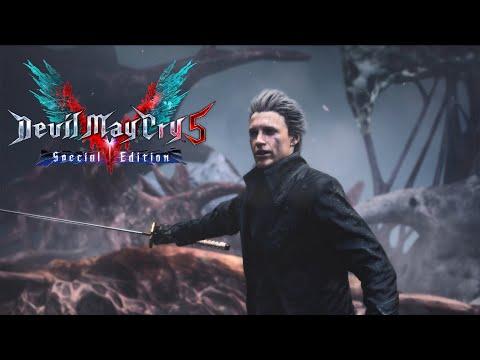 《惡魔獵人5特別版》正式發表  強化版降臨次世代主機!