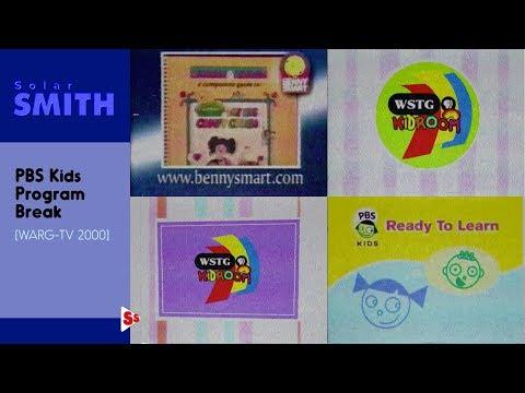 PBS Kids Program Break [WSTG-TV 2000]