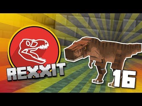 PORTY JE SPÄŤ + KONEČNE T-REX! (Rexxit) #16