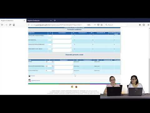 Tutorial Registro De Evaluaciones Sistema De Control Escolar