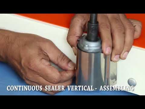 Continuous Band Sealer CS 3 PID H HV