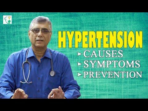 Geschichte der Krankheit diagnostiziert werden mit Hypertonie
