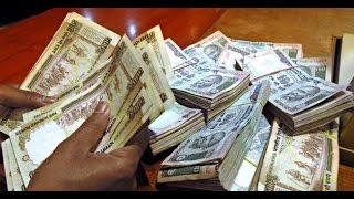 Black money scam   Black to white exchange 