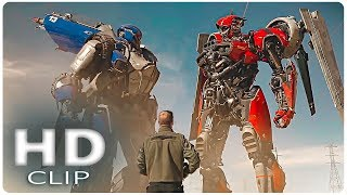 TRANSFORMERS 6 _ New Movie Clips (2018) Bumblebee, Blockbuster Action Movie HD