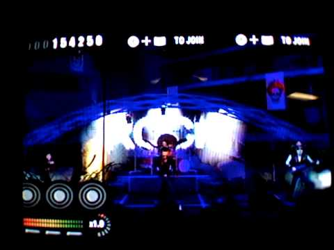 rock revolution wii review