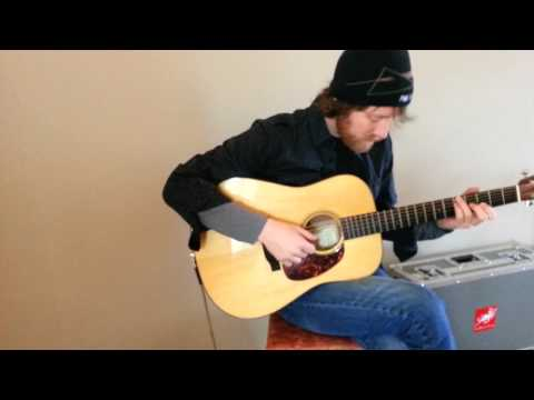 NEW Fingerstyle Music- by James Scott