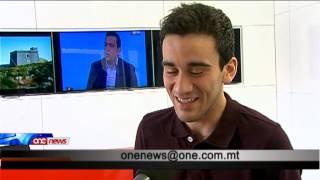 Gianluca Bezzina  | Tomorrow | Ir-Rebbieħ tal-Malta Song Festival | Eurovision Malta 2013.