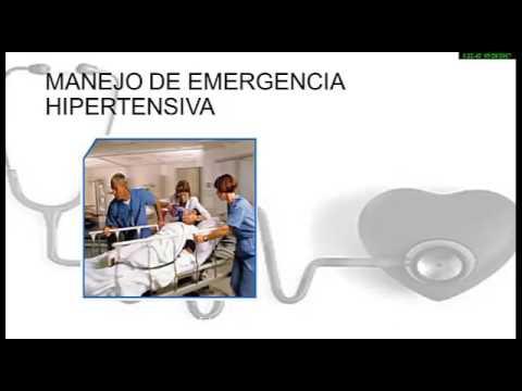 Tabla de fármacos para el tratamiento de la hipertensión