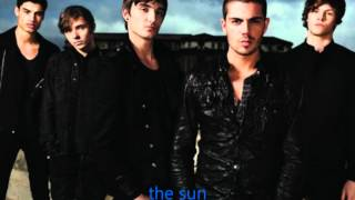 Chasing The Sun- The Wanted Lyrics