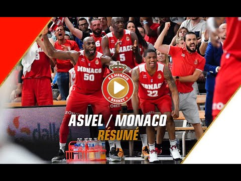 PLAYOFFS — ASVEL 73 - 67 Monaco — Finale, Épisode 2 — Highlights