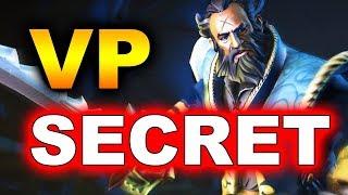 VP vs SECRET - DAY 2 GROUPS! - THE INTERNATIONAL 8 DOTA 2