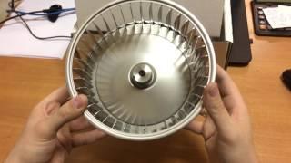 Крыльчатка KVN1030A3 для печи UNOX серии XVC