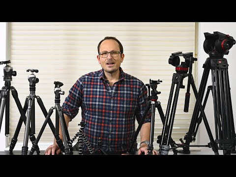 Complete Guide to Tripods - What to choose & when to use?