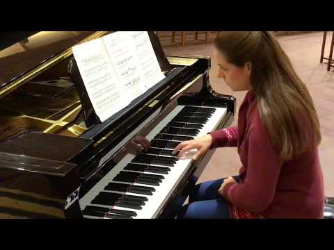 The Spruce Op. 75, No. 5 Jean Sibelius performed by Laura Potratz