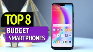 TOP 8: Best budget smartphones