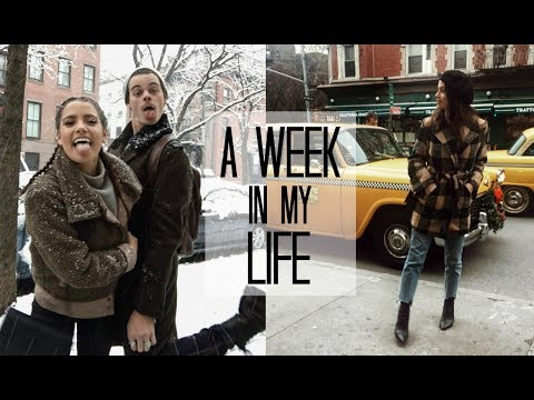 WEEK IN MY LIFE: 5 | Christmas Shopping Is Hard.