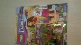 LEGO Friends журнал  7/15