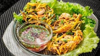 Ukoy (Okoy, Shrimp Fritters)