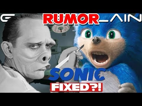 RUMOR - Sonic's New Movie Design Leaked: Is It Real?