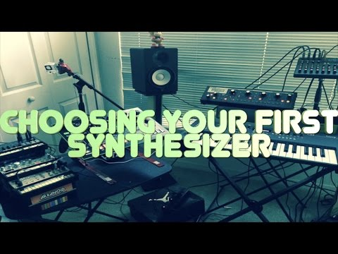 Choosing Your First Synthesizer