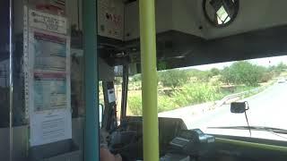 bus from cala llonga to santa eulalia ibiza