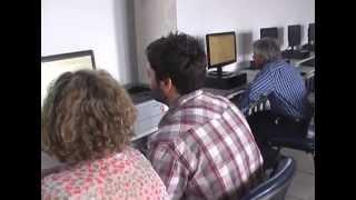 preview picture of video 'Interconectados - Abordaje audiovisual - CeRP Centro - Cineduca - 2013 - Florida - Uruguay'