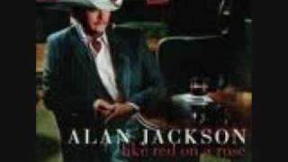 Alan Jackson- Where do I go from here