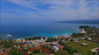 Pantai Labuhan Jukung Krui Lampung Barat yang Istimewa