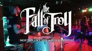 The Fall Of Troy - Mouths Like Sidewinder Missiles [Live in Atlanta, GA] [HD]