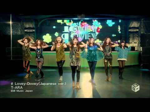 T-ara - Lovey Dovey (Jap. version)
