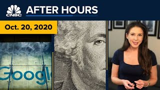 The Trump Biden Money Race Heats Up With Two Weeks Left: CNBC After Hours