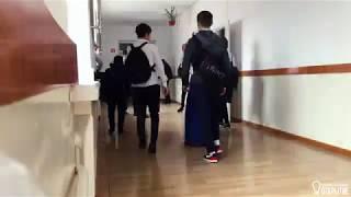 Алихан жжет в Черноречье. МК в СОШ 47