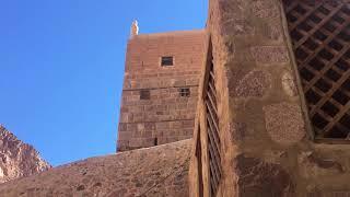 Монастырь Святой Екатерины на Синае. Египет.