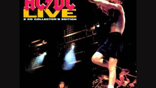 AC/DC - Fire Your Guns Live (Brian Johnson)